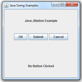 Swing Button